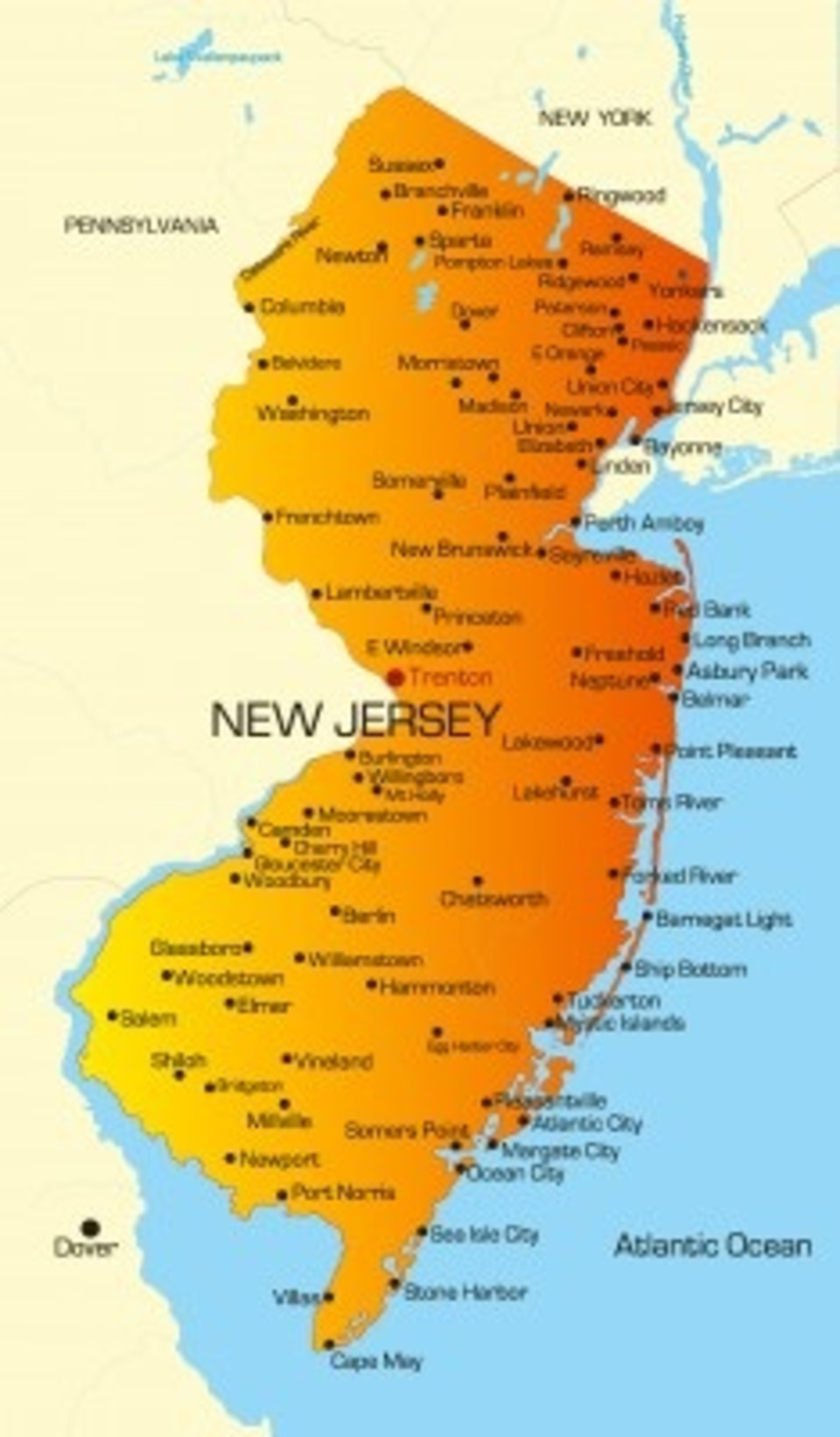 New Jersey Governor Chris Christie Set to Move Forward on