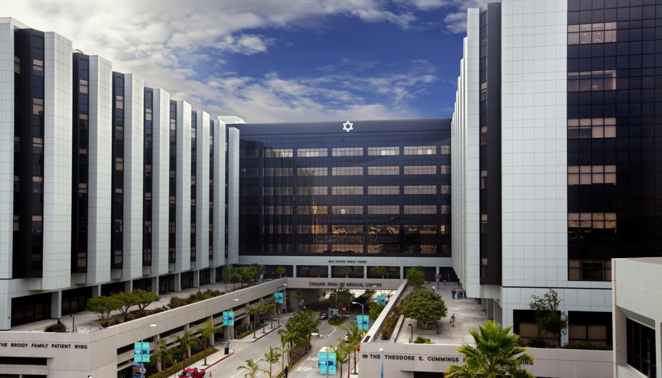 Cedars-Sinai Joins the Group of Hospital-Based Organizations