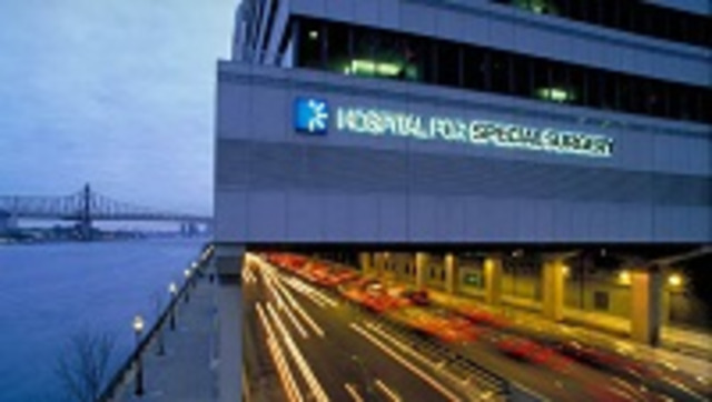At New York's Hospital for Special Surgery, Advances in